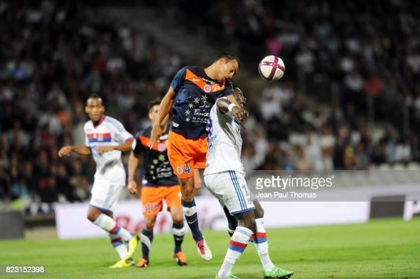 HILTON Lyon / Montpellier 4eme journee de Ligue 1