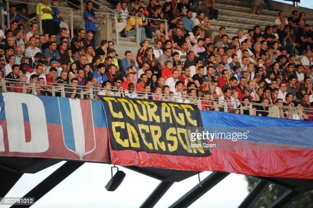 EDERSON Lyon / Valenciennes 5eme journee de Ligue 1