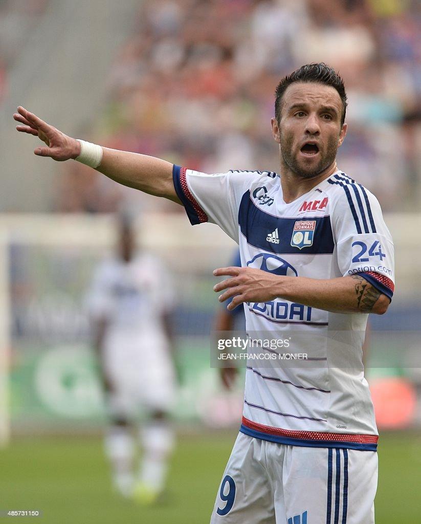 SM Caen v Olympique Lyonnais Ligue 1 s and