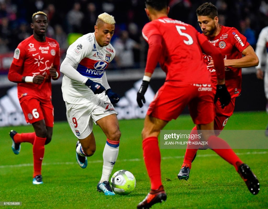 Olympique Lyonnais v Montpellier Herault SC - Ligue 1