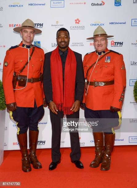 Lyric Bent attends 2017 Canada's Walk of Fame at The Liberty Grand on November 15 2017 in Toronto Canada