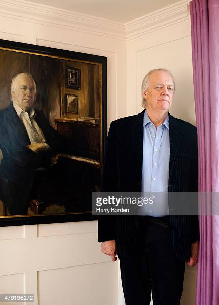 Lyricist Tim Rice is photographed on February 23 2012 in London England