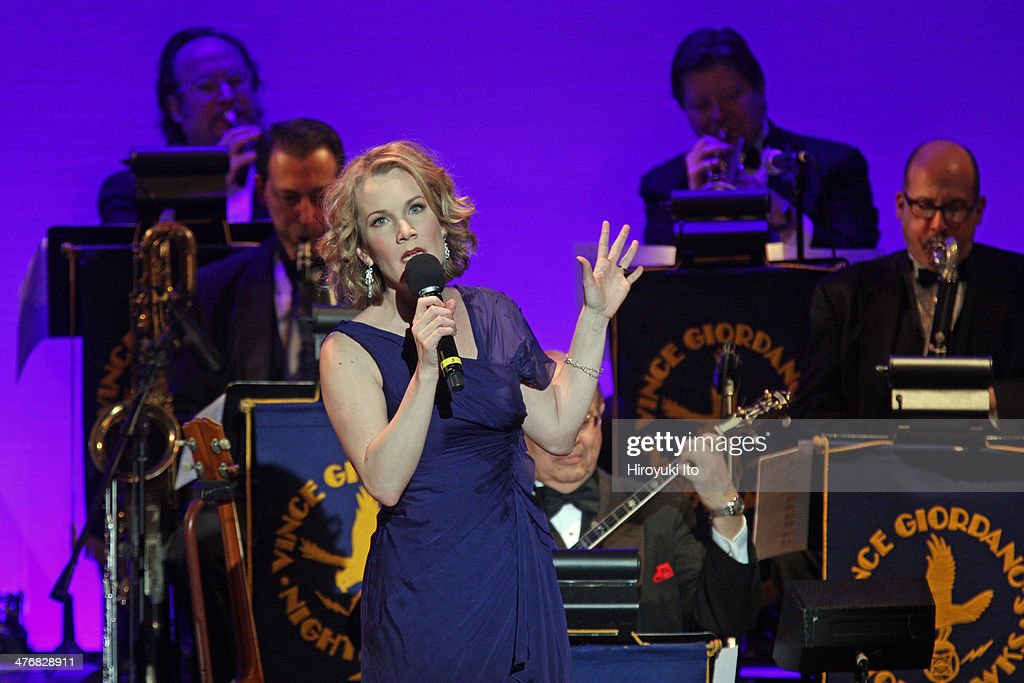 Lyrics Lyricists presents 'Sweepin' The Clouds Away Boom Bust and High Spirits' at the 92nd Street Y on Saturday night February 22 2014This imageErin...