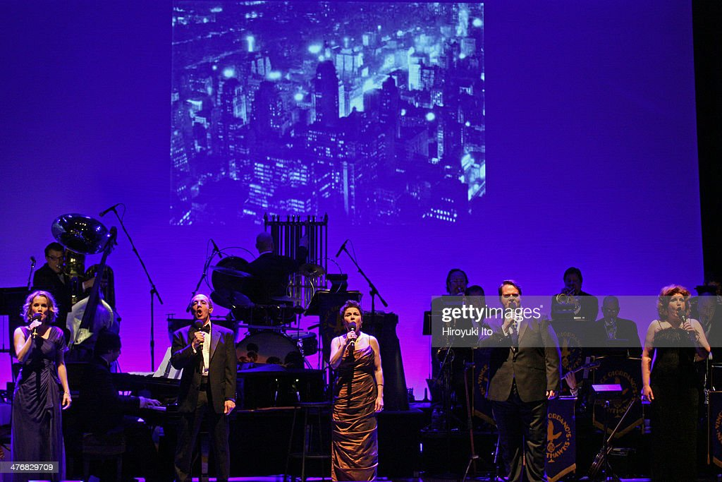 Lyrics Lyricists presents 'Sweepin' The Clouds Away Boom Bust and High Spirits' at the 92nd Street Y on Saturday night February 22 2014This imageFrom...