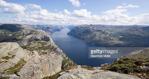 Lysefjord & Preikestolen (Pulpit Rock)