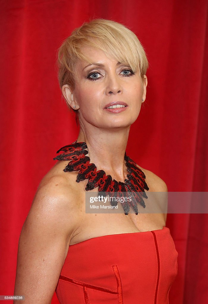 <a gi-track='captionPersonalityLinkClicked' href=/galleries/search?phrase=Lysette+Anthony&family=editorial&specificpeople=2337981 ng-click='$event.stopPropagation()'>Lysette Anthony</a> attends the British Soap Awards 2016 at Hackney Empire on May 28, 2016 in London, England.