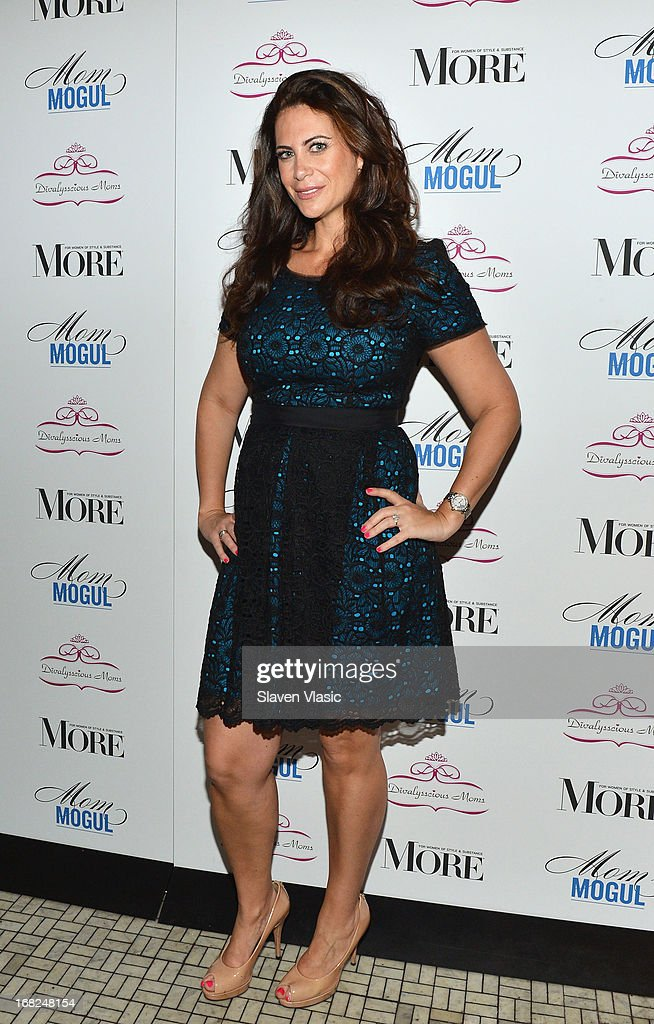 Lyss Stern attends 2013 Mom Mogul Breakfast at Bond 45 on May 7, 2013 in New York City.
