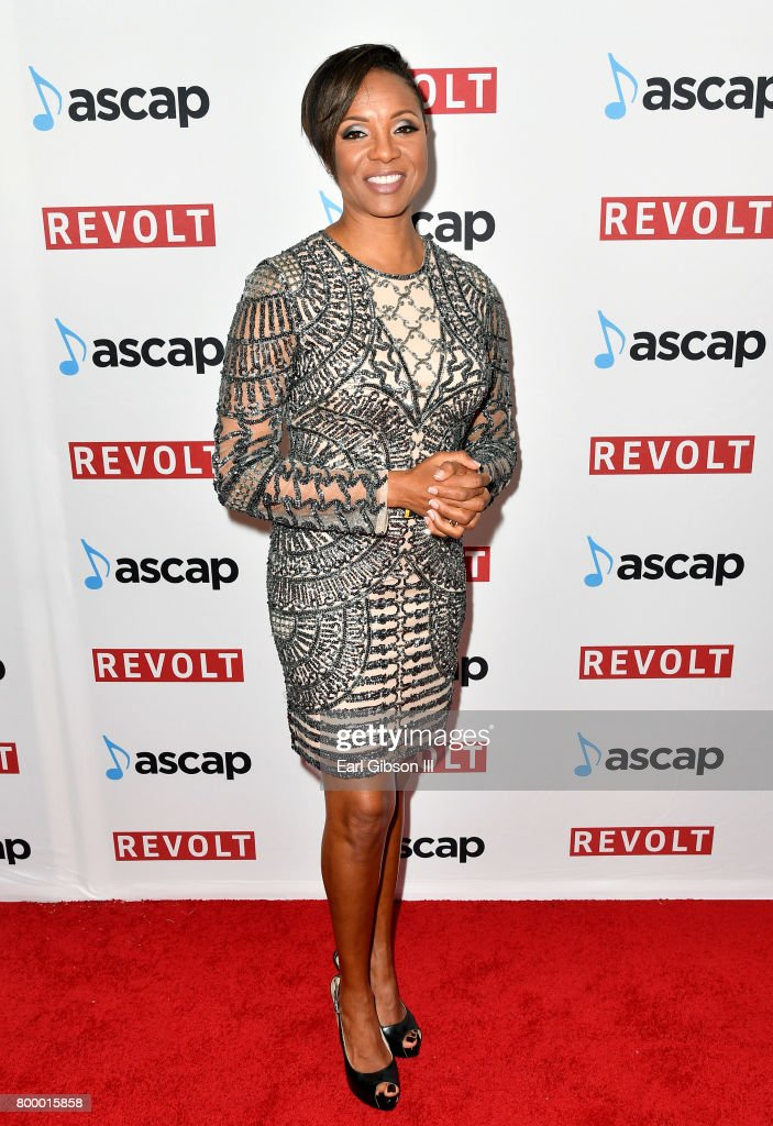 MC Lyte at the ASCAP 2017 Rhythm & Soul Music Awards at the Beverly Wilshire Four Seasons Hotel on June 22, 2017 in Beverly Hills, California.