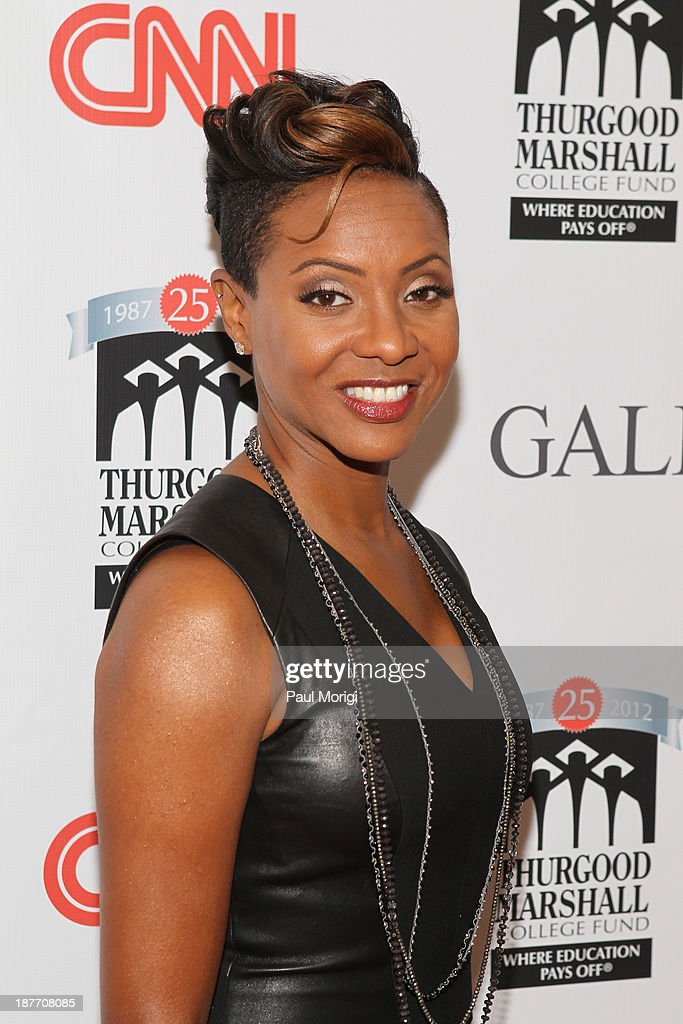 <a gi-track='captionPersonalityLinkClicked' href=/galleries/search?phrase=MC+Lyte&family=editorial&specificpeople=226807 ng-click='$event.stopPropagation()'>MC Lyte</a> attends the Thurgood Marshall College Fund 25th Awards Gala on November 11, 2013 in Washington City.