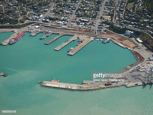 Lyttelton Harbour