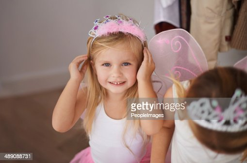 I'm a fairy princess