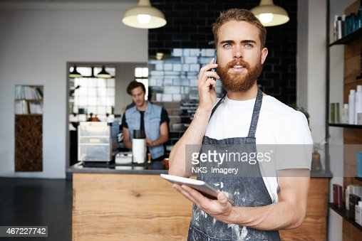 I'm calling to check up on our order