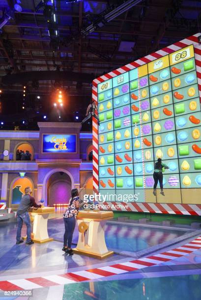 'I'm Freaking Out' CANDY CRUSH is a live action game show based on the globally renowned mobile game franchise where players match colorful candies...