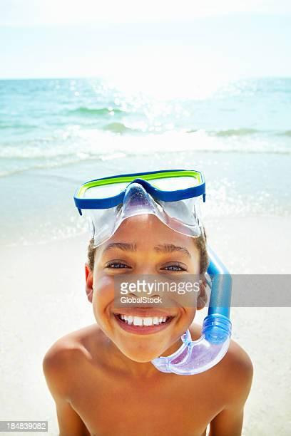 I'm going snorkeling