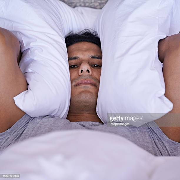 I'm never getting to sleep