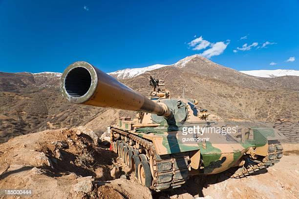 M - 60Army Tank-Top