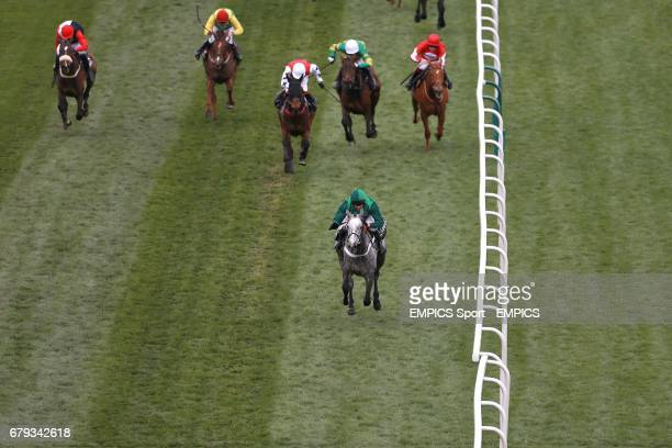 Ma Filleule ridden by Barry Geraghty wins the Crabbie's Supporting Everton In The Community Topham Chase
