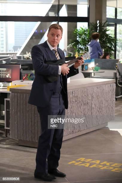 POWERLESS 'I'ma Friend You' Episode 108 Pictured Alan Tudyk as Van