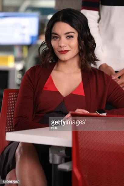 POWERLESS 'I'ma Friend You' Episode 108 Pictured Vanessa Hudgens as Emily