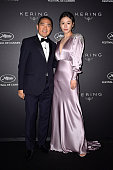Kering Women In Motion Awards - The 72nd Annual Cannes...
