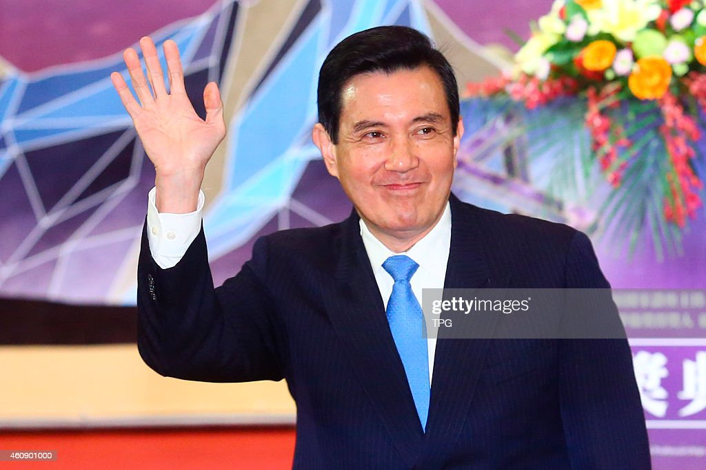 <a gi-track='captionPersonalityLinkClicked' href=/galleries/search?phrase=Ma+Ying-jeou&family=editorial&specificpeople=539998 ng-click='$event.stopPropagation()'>Ma Ying-jeou</a> attends the 58th academic award on 29th December, 2014 in Taipei, China.