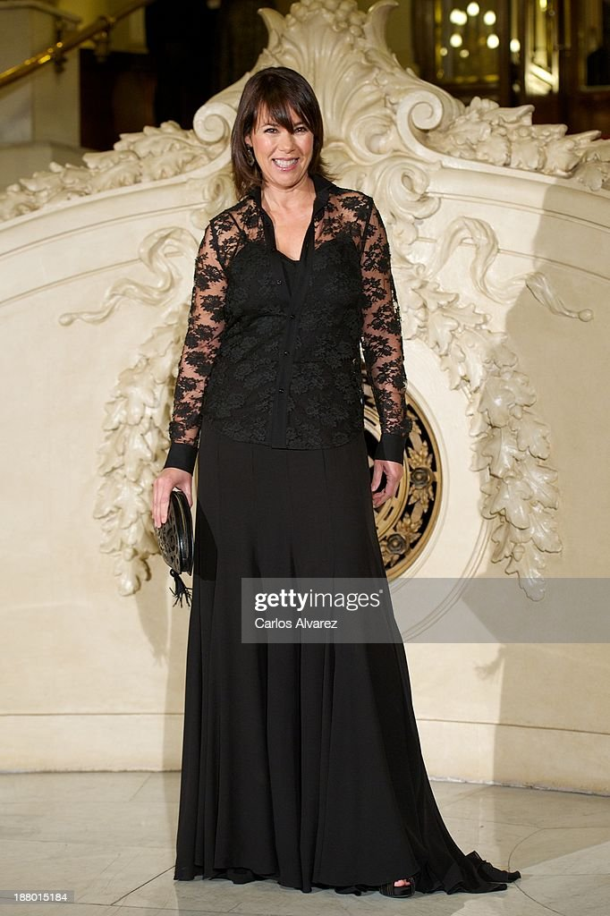 Mabel Lozano attends the Ralph Lauren Dinner Charity Gala at the Casino de Madrid in on November 14, 2013 in Madrid, Spain.