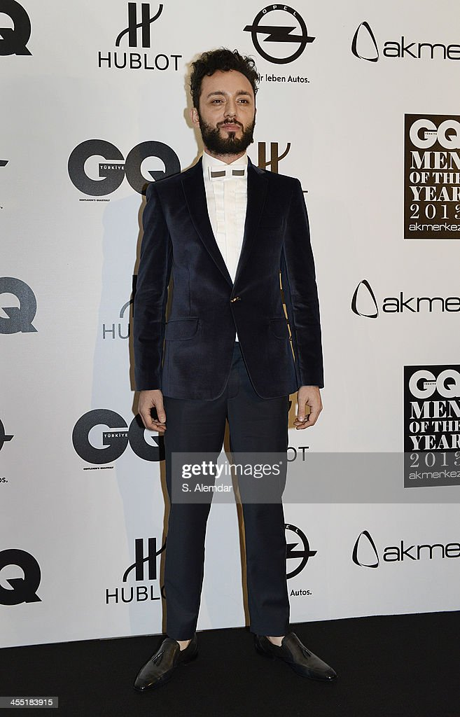 Mabel Matiz attends the GQ Turkey Men of the Year awards at Four Seasons Bosphorus Hotel on December 11, 2013 in Istanbul, Turkey.