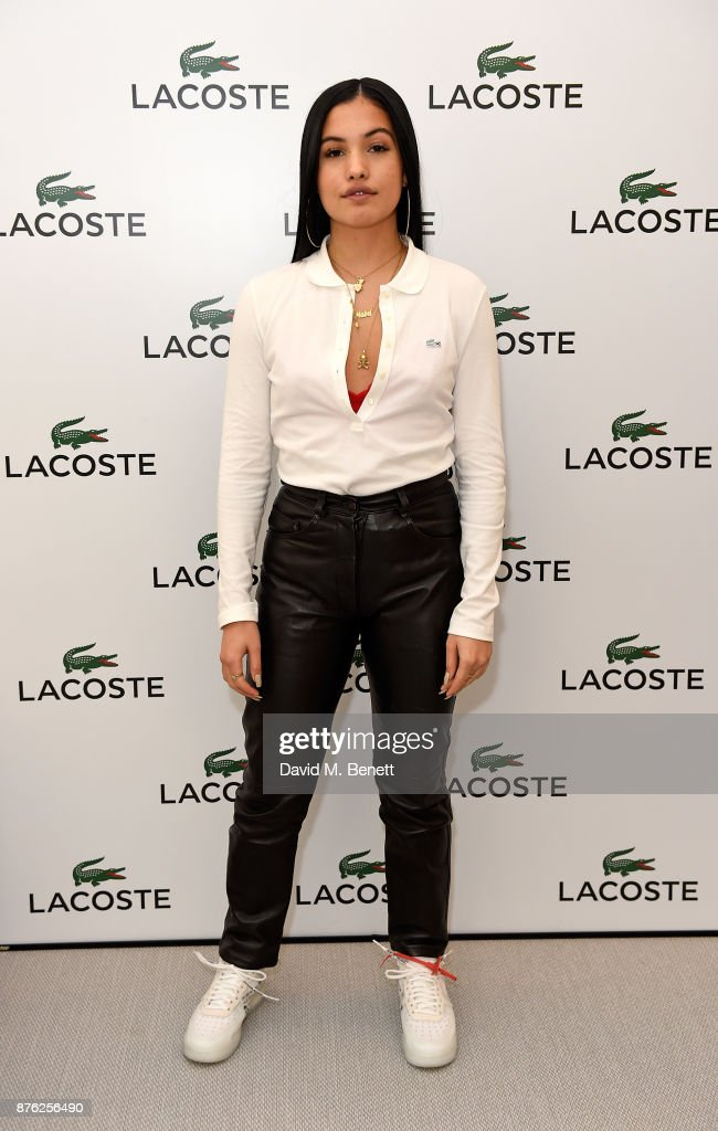 Lacoste VIP Lounge at the 2017 ATP World Tour Tennis Finals