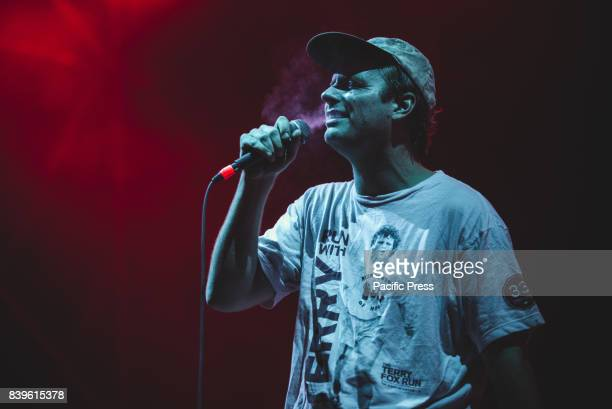 Mac DeMarco performing live on stage at the TODays Festival 2017 at Spazio211 in Torino McBriare Samuel Lanyon 'Mac' DeMarco is a Canadian...