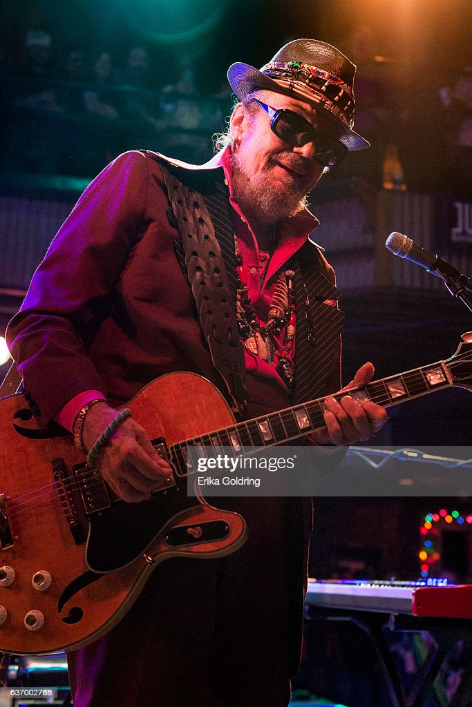 Mac Rebennack aka Dr. John performs for a sold out crowd at Tipitina's on December 27, 2016 in New Orleans, Louisiana.
