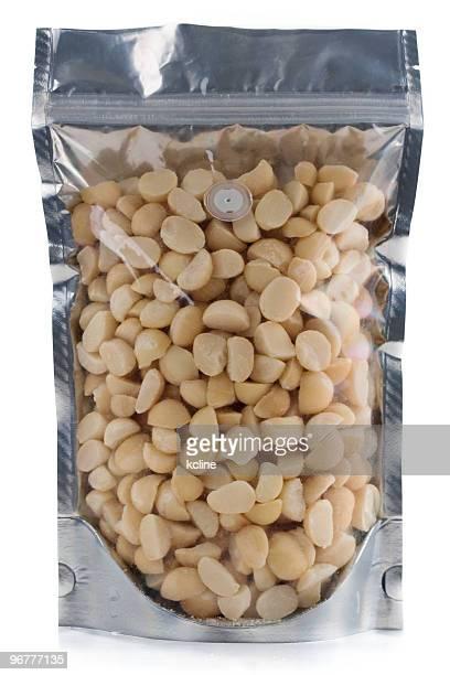 Macadamia-Nüssen