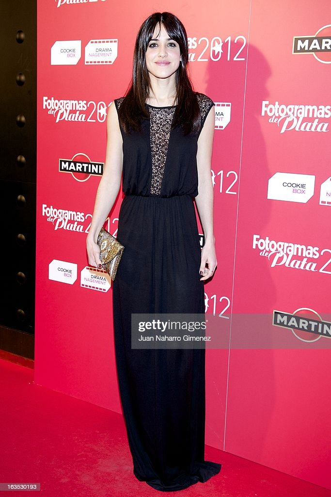 Macarena Garcia attends Fotogramas awards 2013 at the Joy Eslava Club on March 11, 2013 in Madrid, Spain.