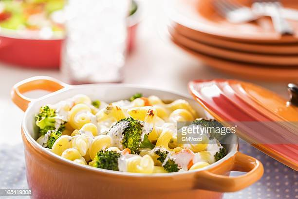 Maccheroni Gratin di Broccoli