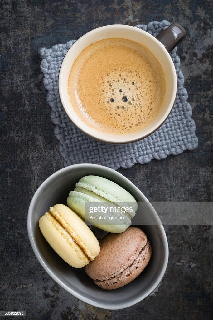 Macarons : Stock Photo
