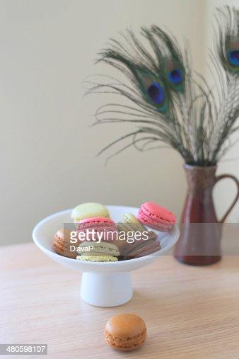 Macaroons : Stock Photo