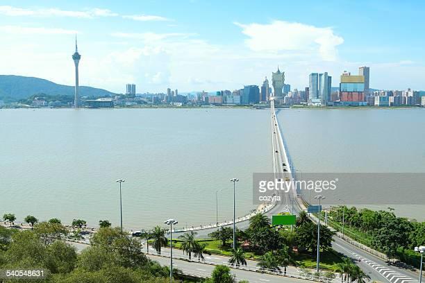 Macau daytime