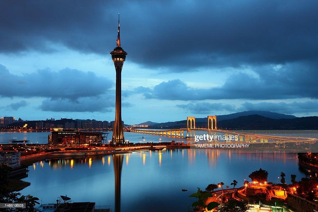 Macau night shot