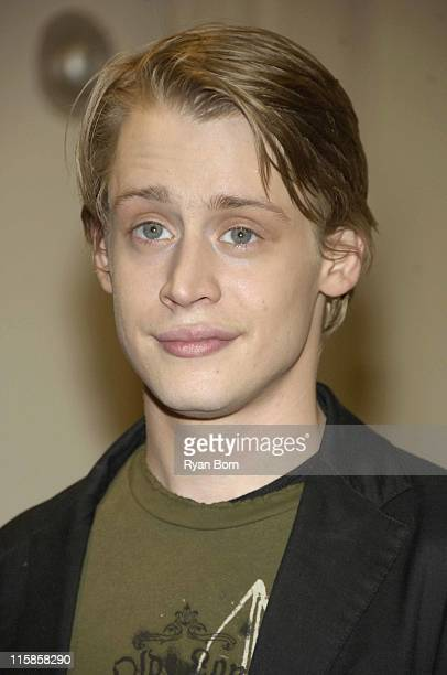 Macaulay Culkin during Macaulay Culkin Signs his Book 'Junior' at Barnes Noble in New York City March 13 2006 at Barnes Noble Union Square in New...