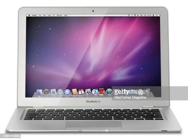 A MacBook Air laptop Bath February 29 2008