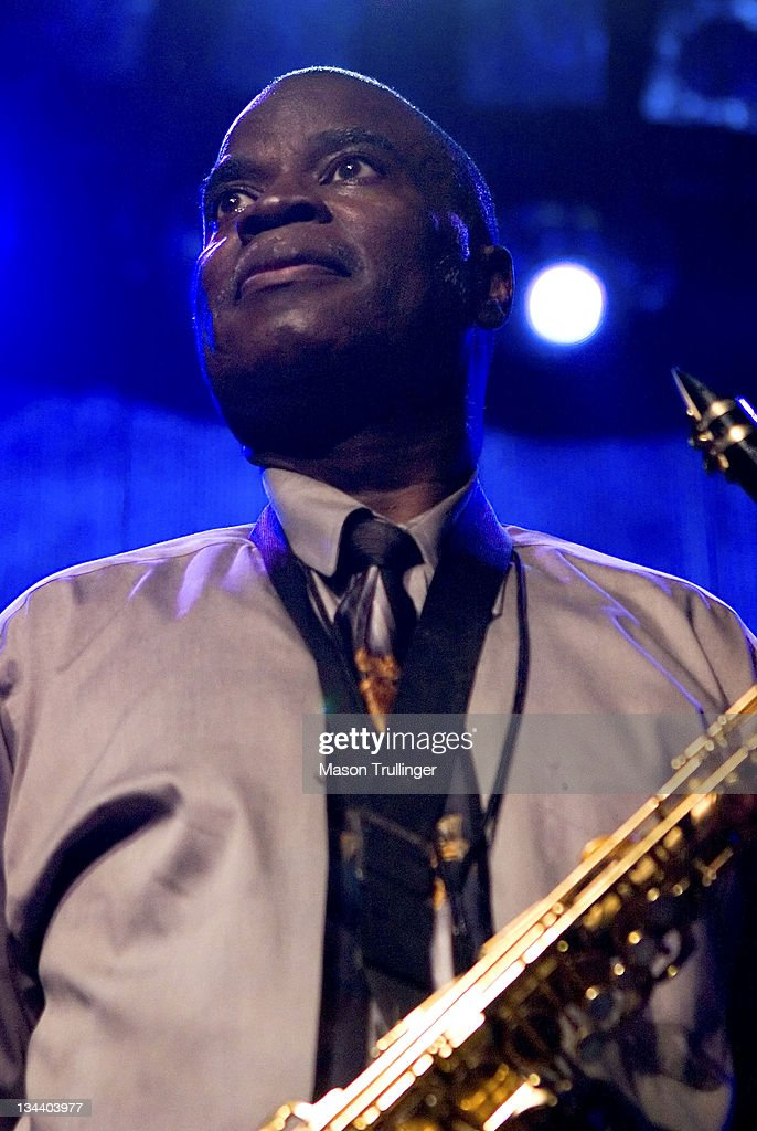 "American Express ""Jam Sessions"" at the House of Blues with Maceo Parker and the"