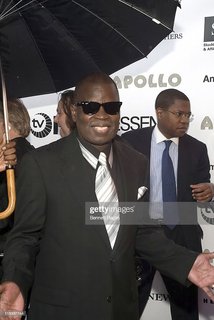 The 3rd Annual Apollo Theater Foundation Spring Benefit - Arrivals