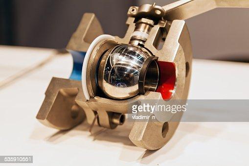 Detalhe de Máquina : Foto de stock
