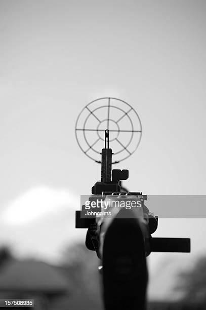 Machine Gun Sight.