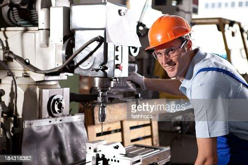 operator machine