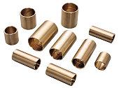 bush or bushes or automobile parts or casting parts for automobiles