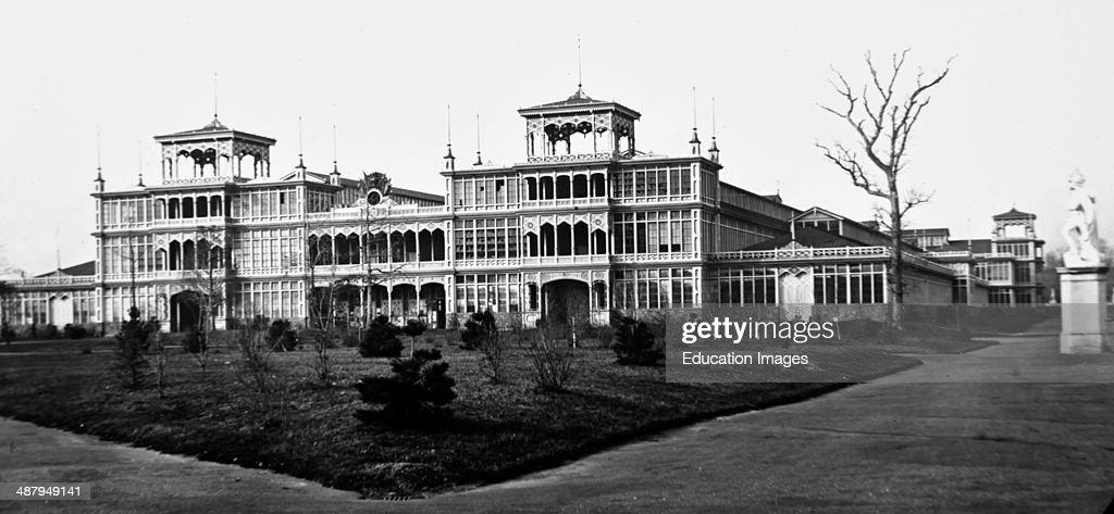 Machinery Hall Centennial Exhibition 1876