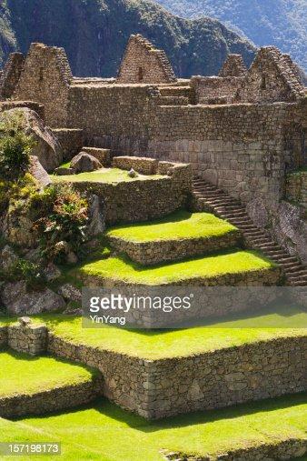 Inca Building Materials : Machu picchu inca culture landscape and architecture peru