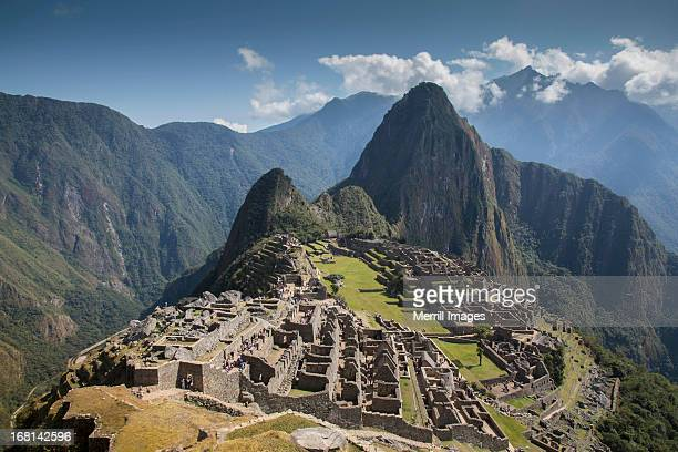 Machu Picchu, Peru, World Heritage Site