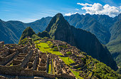 The majestic Machu Picchu, Peru.