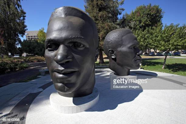 Mack and Jackie Robinson Memorial Pasadena California